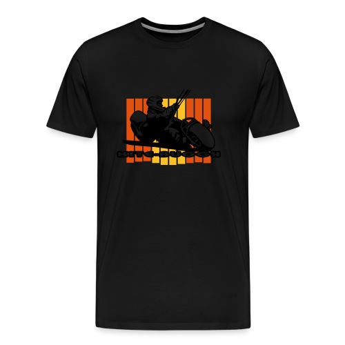 2rad buggy 1 - Männer Premium T-Shirt