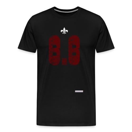 6.6 front - Premium-T-shirt herr