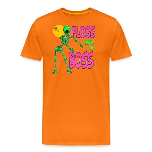 Floss like a Boss - Männer Premium T-Shirt