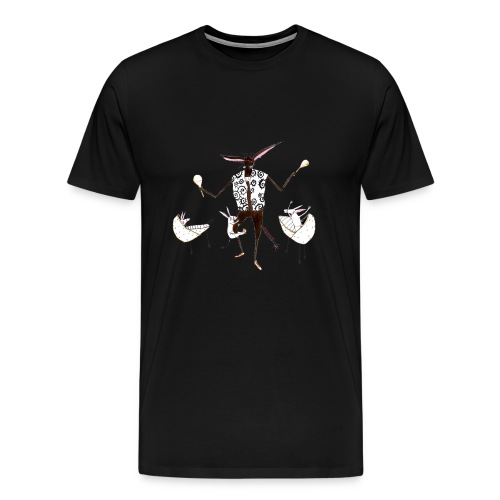 rasselesel - Männer Premium T-Shirt
