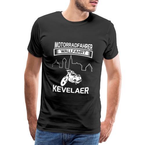 Motorradwallfahrt Kevelaer - Männer Premium T-Shirt