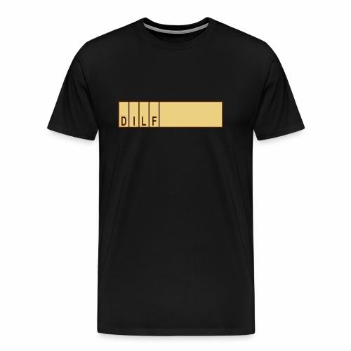 DILF ROLL - Männer Premium T-Shirt