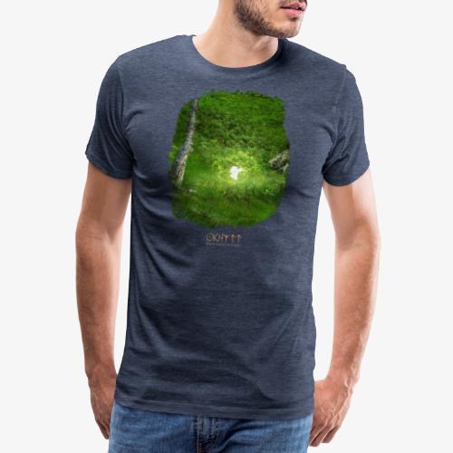 Älvdans - Premium-T-shirt herr