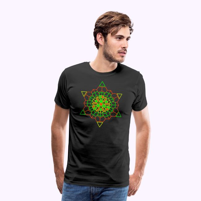 Cosmic Crystal Front