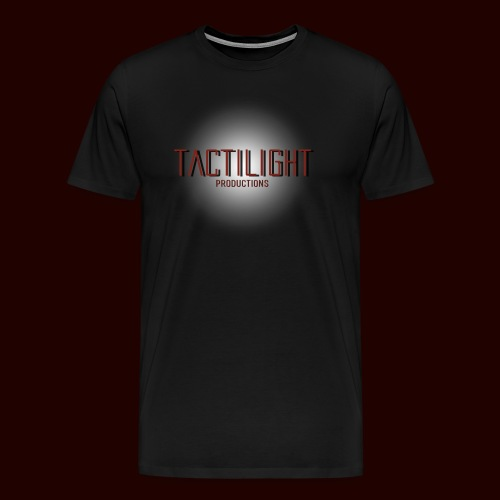 Tactilight Logo - Men's Premium T-Shirt