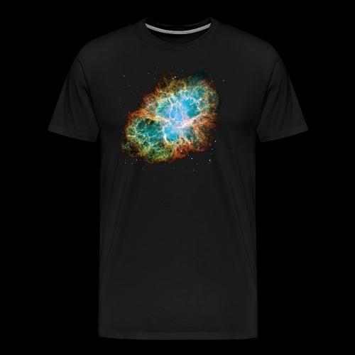 Crabnebula - Männer Premium T-Shirt