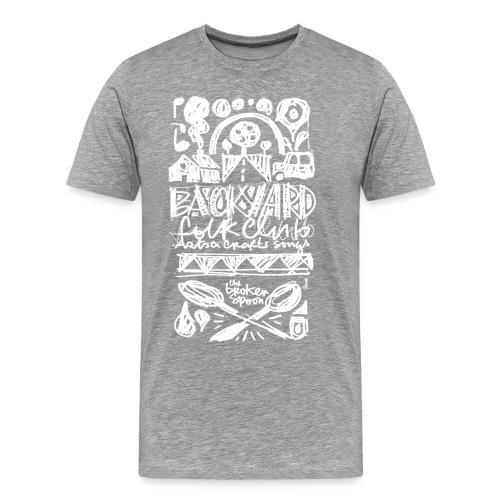 backyard 2 - T-shirt Premium Homme