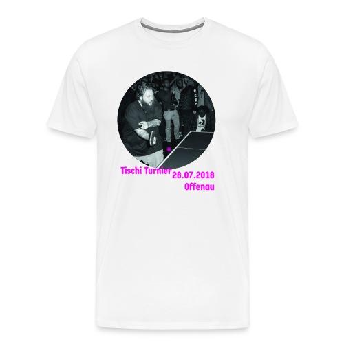 tischi_final - Männer Premium T-Shirt