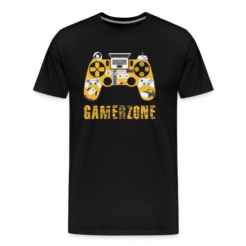 Gamerzone - Männer Premium T-Shirt
