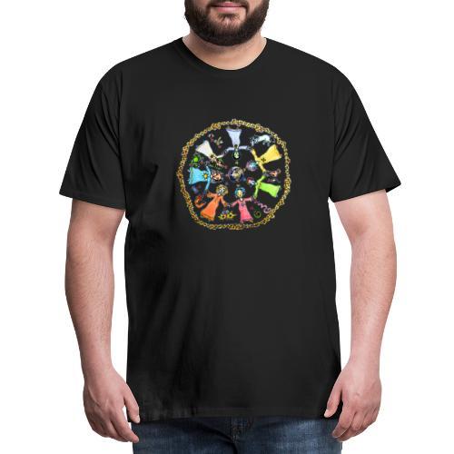 Elfenkreis - Männer Premium T-Shirt
