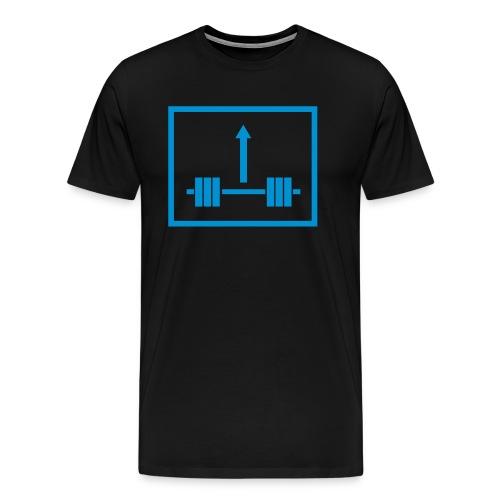 Lift Weight Up - Männer Premium T-Shirt