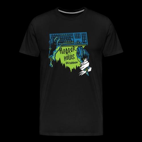 Horror Hours - Men's Premium T-Shirt
