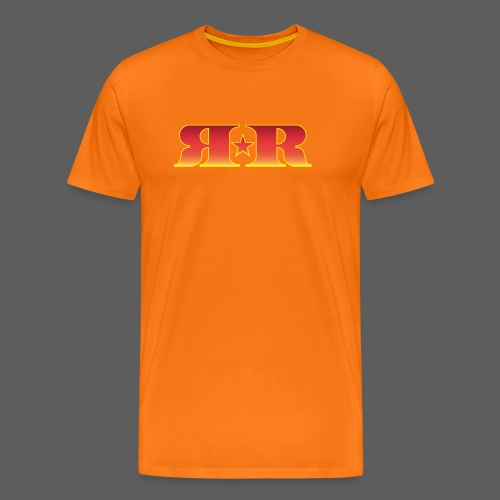 RR Mirror Destroyer Logo - Men's Premium T-Shirt