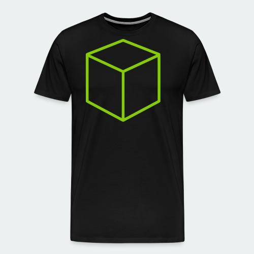 Cubisme - T-shirt Premium Homme
