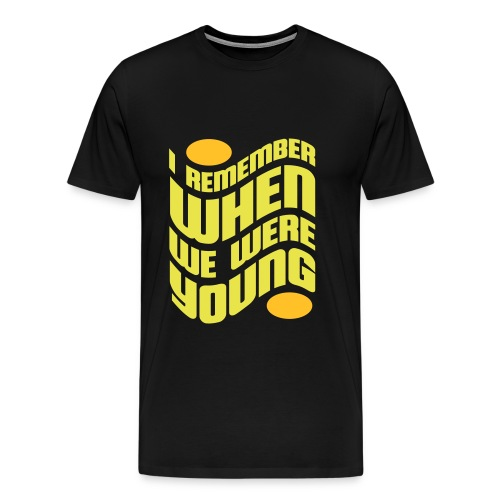 latvis paita2kuvio - Miesten premium t-paita