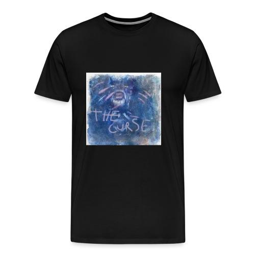 The Curse Album Cover - Miesten premium t-paita