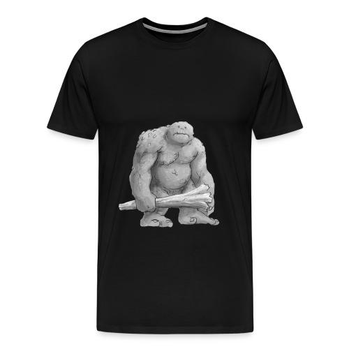 troll - Männer Premium T-Shirt