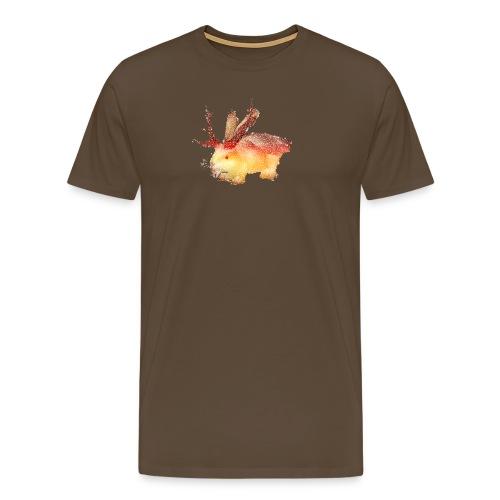 wolpertinger png - Männer Premium T-Shirt