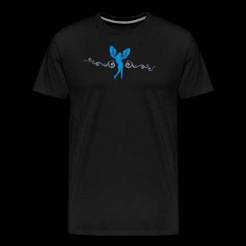 Elfe verspielt - Männer Premium T-Shirt