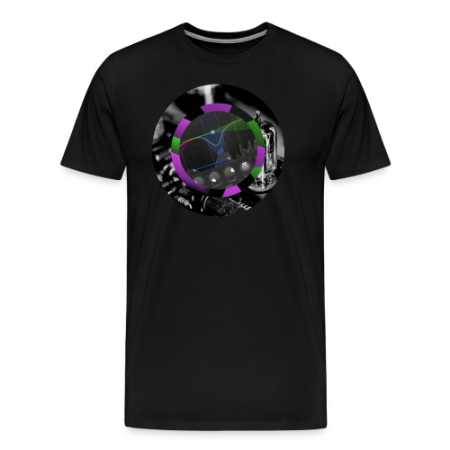 FabFilter Pro-MB Circle - Men's Premium T-Shirt
