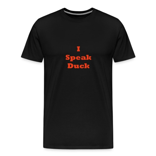 Duck - T-shirt Premium Homme