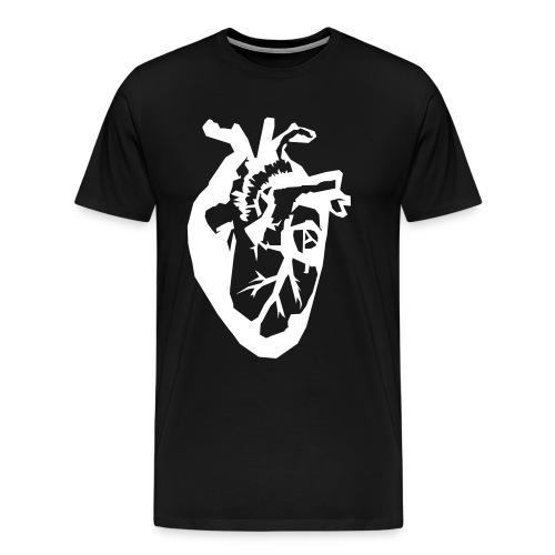 AD Big Heart - Koszulka męska Premium