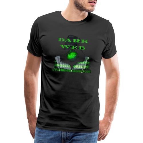 Dark weeb - T-shirt Premium Homme