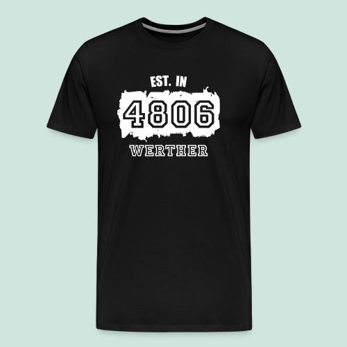 Established 4806 Werther - Männer Premium T-Shirt