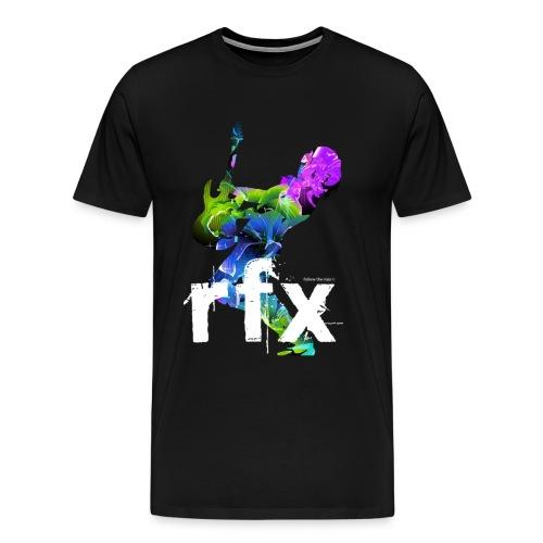 rfx big rocker logo - Men's Premium T-Shirt
