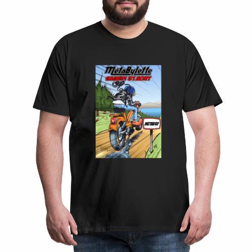 Affiche 2019 - T-shirt Premium Homme