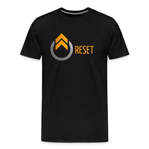 RESET Design - Männer Premium T-Shirt