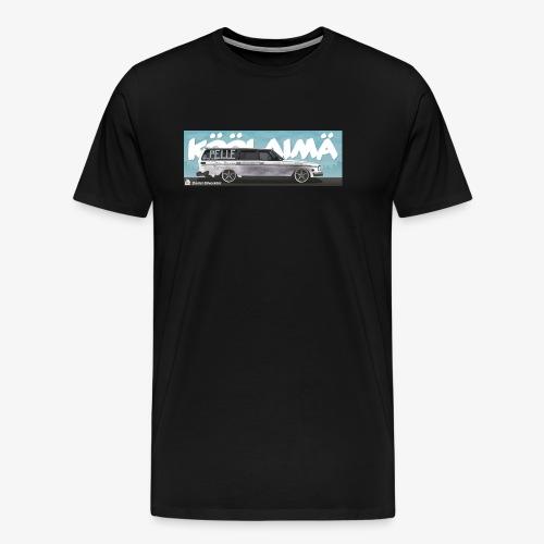 245 D24 - Premium-T-shirt herr