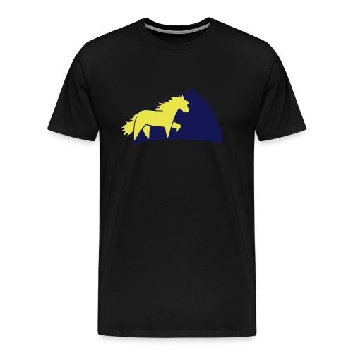 lythorse - Männer Premium T-Shirt