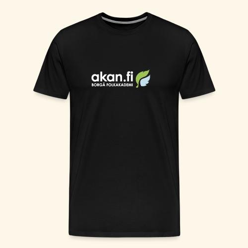 Akan White - Men's Premium T-Shirt