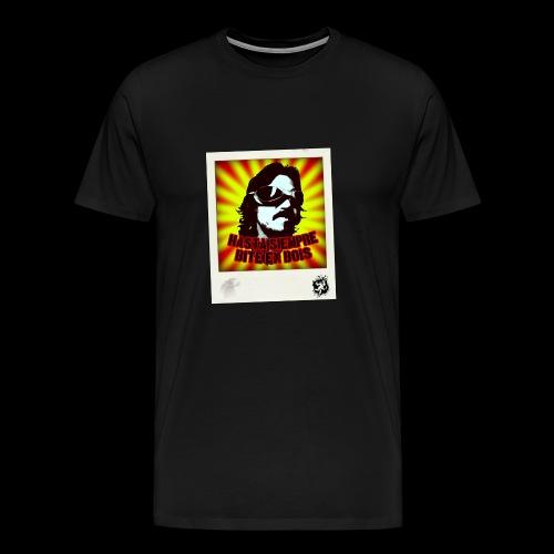 POLAROID hasta siempre - T-shirt Premium Homme