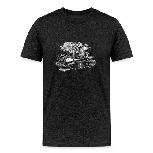 TempleGUISCARD TRANSP GIF - T-shirt Premium Homme