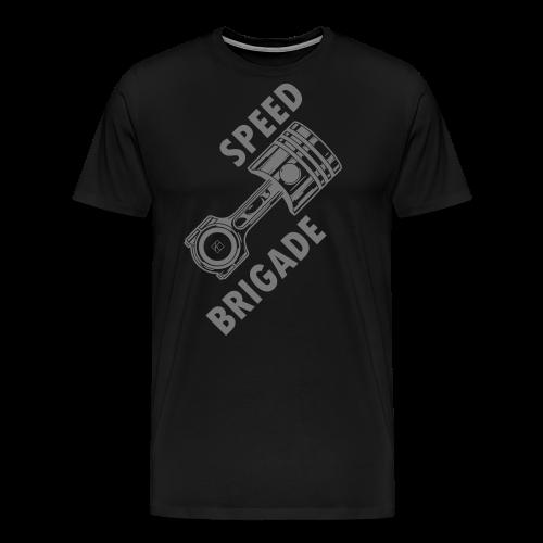 Speed brigade - Premium-T-shirt herr