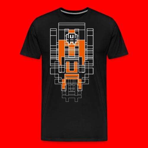 FUTURA - Maglietta Premium da uomo