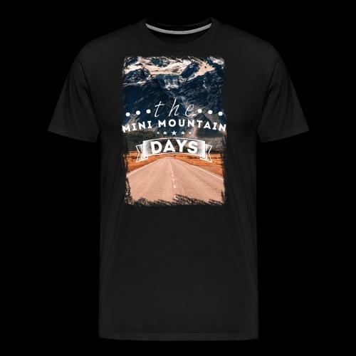 MMD2018 V2 png - Männer Premium T-Shirt