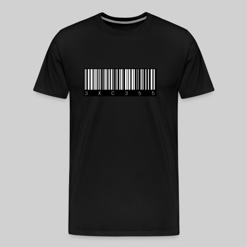3XC355 - T-shirt Premium Homme