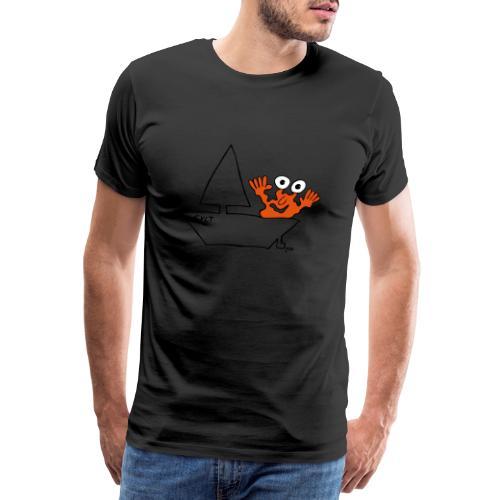 Segelmonster Sylt - Männer Premium T-Shirt