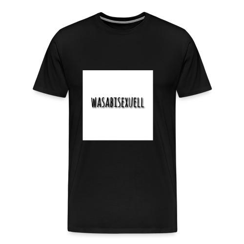 wasabisexuell - Männer Premium T-Shirt