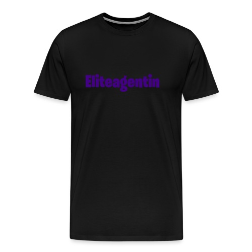 Eliteagentin - Männer Premium T-Shirt