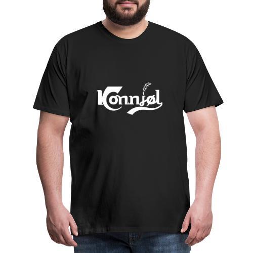 konnjoel - Premium T-skjorte for menn