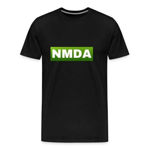 Green NMDA - Men's Premium T-Shirt
