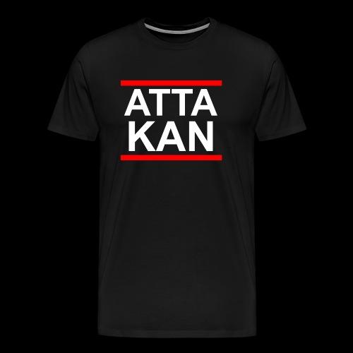 ATTAKAN SHIRT - Männer Premium T-Shirt