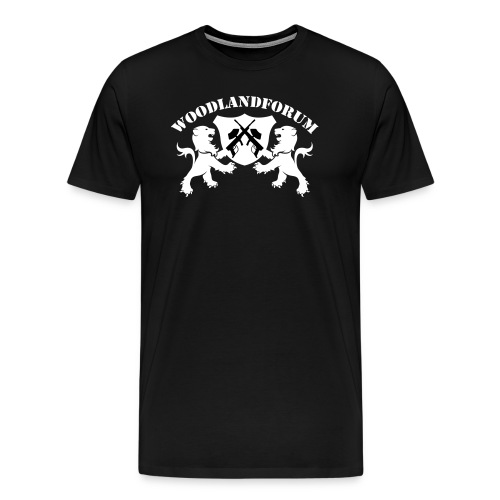 Woodlandforum - Männer Premium T-Shirt
