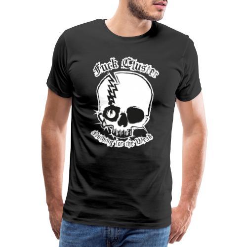 Fuck Cluster Headache - Männer Premium T-Shirt