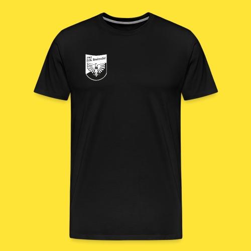 DJK Schwarz Weiß - Männer Premium T-Shirt