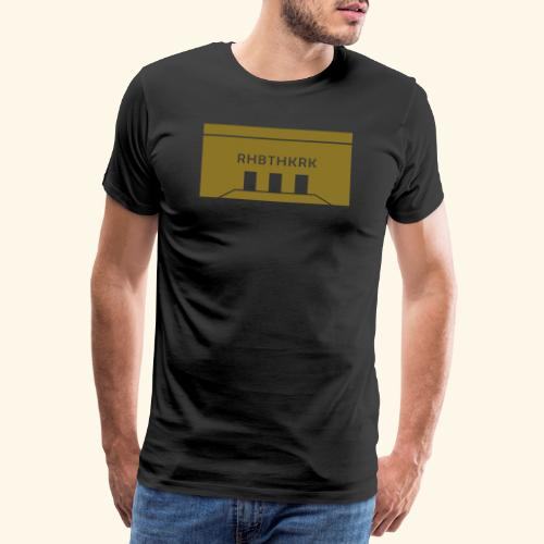 Rehobothkerk Rotterdam - Mannen Premium T-shirt